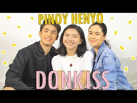 PINOY HENYO WITH DONKISS! | Love, Julienne (Philippines)