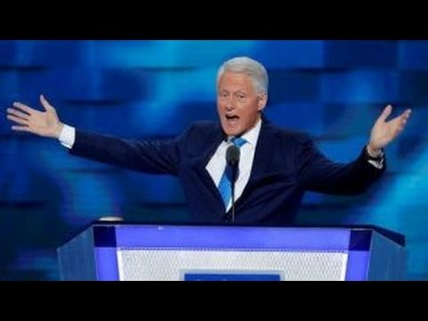 Bill Clinton:Hillary is the best change maker I've known