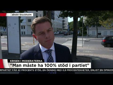 """Moderaterna i Stockholm vill att Kinberg Batra avgår: """"Ett väldigt knepigt beslut"""" - Nyhet"""