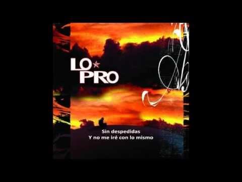 Lo-pro - Never