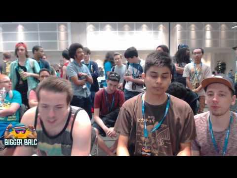 The Bigger Balc: Yung Quaf (MetaKnight) vs ilovebagelz (Luigi) Winners R2 of Top 64