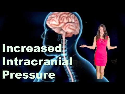 Increased Intracranial Pressure - For Nurses & Nursing Students!