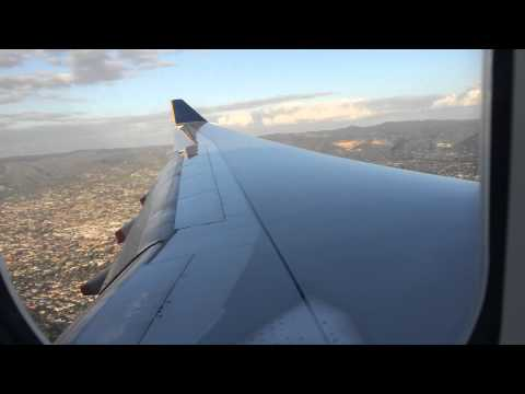 HD Singapore Airlines A330-300 landing at Adelaide Airport 2014