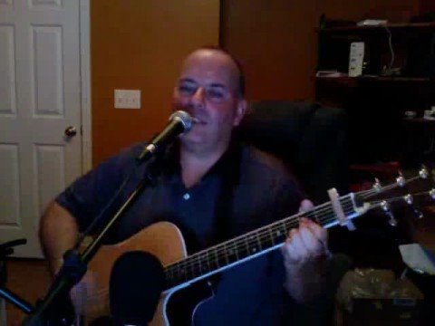 Who Can It Be Now? - Colin James Hay / Men at Work cover