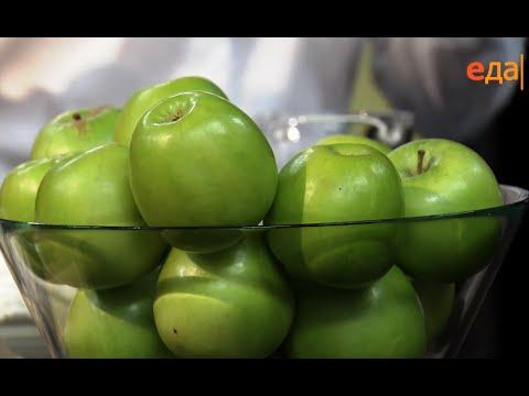 Сладкие блюда из яблок