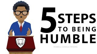 How To Be Humble (QUICK WAYS TO CONFIDENT HUMILITY!)