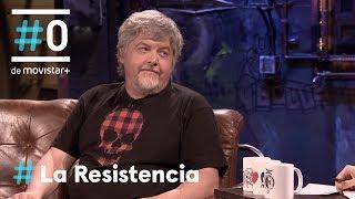 LA RESISTENCIA - Entrevista a Javier Coronas   #LaResistencia 05.07.2018