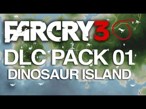 Far Cry 3 - Dinosaur Island - Exclusive DLC Trailer