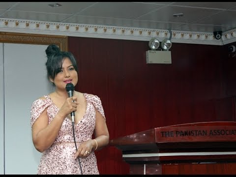Rekha Thapa Ko  Film Kali Ko Charity Show In  Hong Kong
