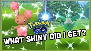 Which NEW shiny did I find in Pokemon GO | All current 2km eggs Pokémon included Riolu