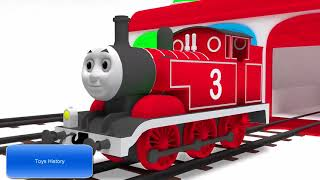 Learn Colors with Thomas Train | Learning Educational Video for babies w Nursery Rhymes  | CAR Kids