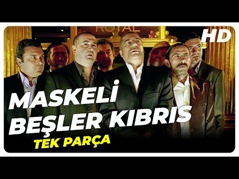 Film İzle - Maskeli Beşler: Kıbrıs 2008 | Türk Filmi
