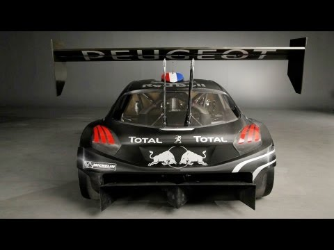 Peugeot 208 T16 Pikes Peak - DETAILS