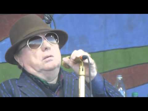 Van Morrison at Jazz Fest 2016 2016-04-23...