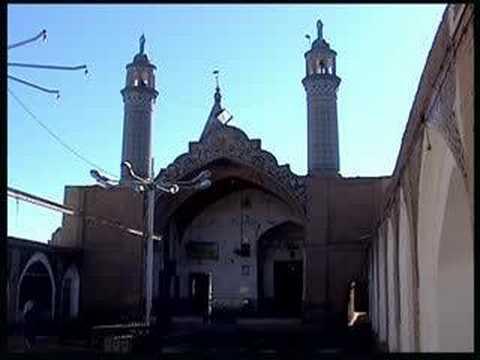 Masjed-i Agha Bozorg Mosque (Kashan -  كاشان  Iran / ایران )