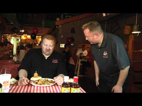 Uncle Bub's BBQ - Scottie vs The Belly Bubster