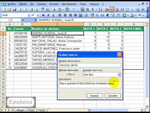 Excel Templates With Macros