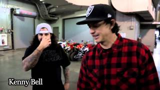 Nuclear Cowboyz - A Day in the Life of a Nuclear Cowboyz Rider with Matt Buyten