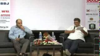 Sanjeev Bikhchandani Session - Dude I am an MBA, Part 1 @ Changing Tomorrow, ChaT 2011