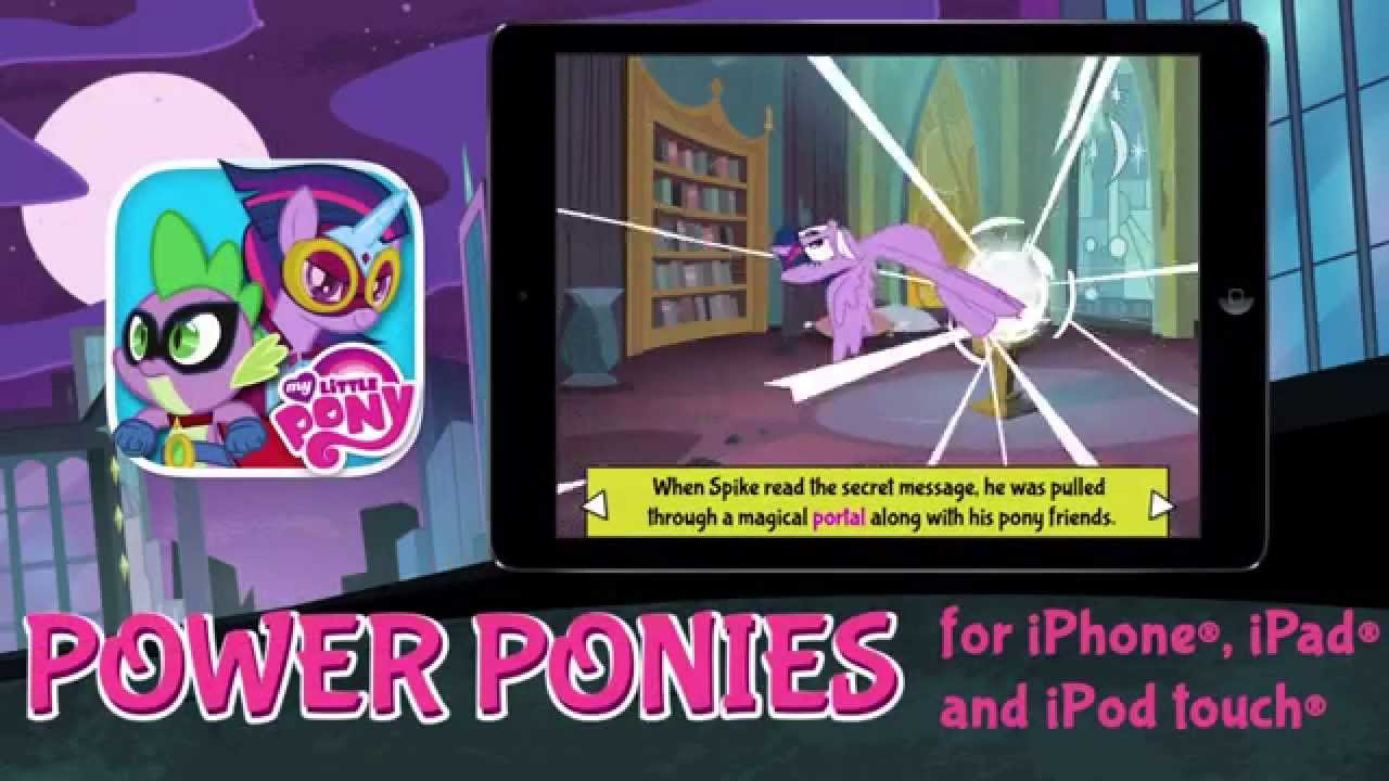 Pin Power Ponies Names Images To Pinterest