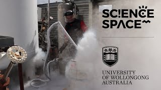 Where do we get Liquid Nitrogen from? | Ask Science Space #2