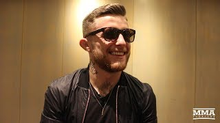 James Gallagher Foresees Titles, Superstardom Beyond Bellator Main Event Debut - MMA Fighting