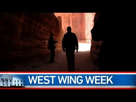 West Wing Week: 03/29/13 or