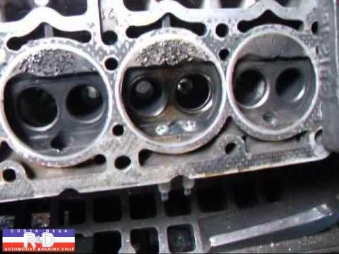 Fiat 850 Twin Plug Cylinder Head