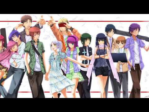 Angel Beats - My Most Precious Treasure | Karuta & Lisa Mix | Ichiban No Takaramono