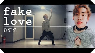 BTS (방탄소년단) 'FAKE LOVE' FULL DANCE COVER