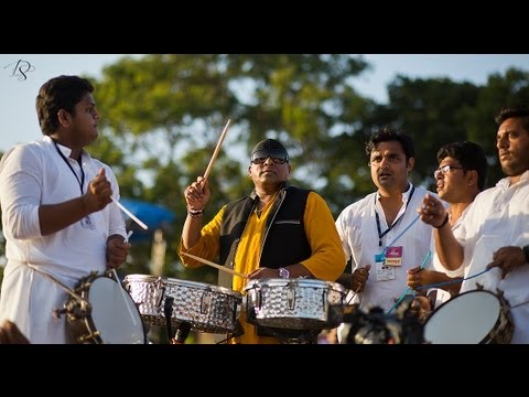 Dhol Tasha- Sivamani's Jugalbandi with the Percussionists