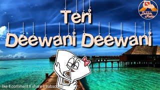 Teri deewani whatsapp status video song kailash kher