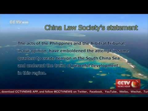 Pivot to Aisa - China Law Society issues statement on Philippines arbitration 09Jun2016