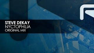 Steve Dekay - Nyctophilia
