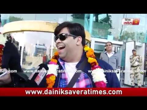 Exclusive: Kapil Sharma Wedding Talk With Kiku Sharda & Chandan Prabhakar   Dainik Savera thumbnail