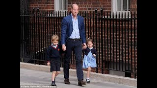 Kate Middleton baby: Third children more likely to be creative