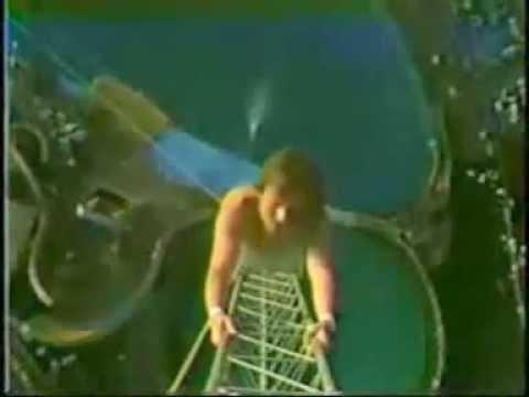 самый высокий прыжок в воду