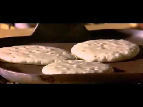 matilda breakfast scene