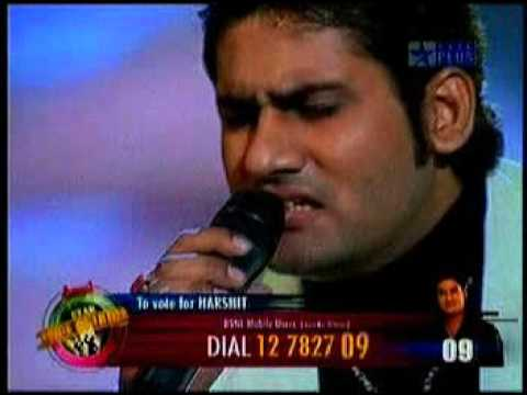 Tu mile dil khile   harshit saxena   most loved performance   voice of india 