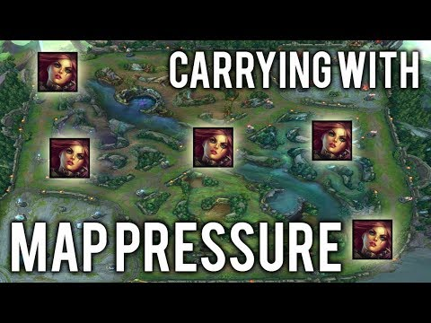 Katlife | HOW TO CARRY WITH MAP PRESSURE AND ROAMING - FULL INFORMATIVE KATARINA GAMEPLAY GUIDE