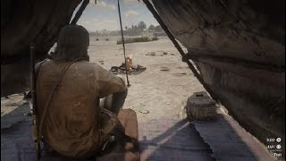 Collecting debts and trying to get quotes for a book[Red Dead Redemption 2] (PS4 Edition) pt18
