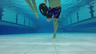 Improve your water confidence and lung capacity