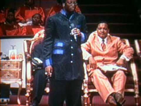 Bishop Herman Murray ~ 1 day you will lay down & leave it ALL!! Time is moving on!!