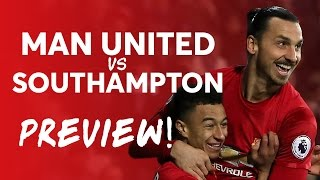 Manchester United vs Southampton | LIVE EFL CUP FINAL PREVIEW
