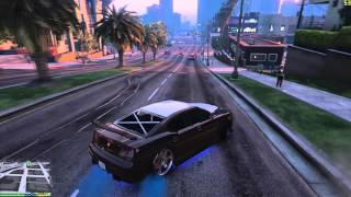 Grand Theft Auto V - GTX 960 & I5 4460, 8 GB RAM | Game Test - Ultra settings [FullHD]