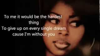 Watch Angie Stone Dont Wanna Ride Without You video