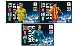 Panini Uefa Champions League 20112012 Giftbox