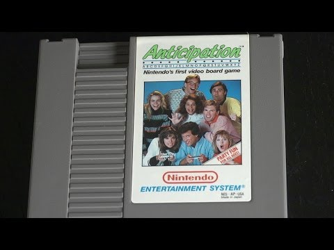 Anticipation (NES) James & Mike Mondays