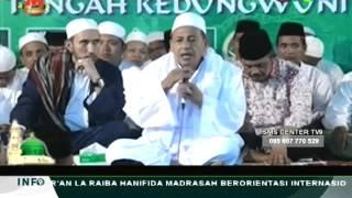 Ngaji Istiqomah  Habib Luthfi bin Yahya   Bersyukur Kepada Allah SWT 2016