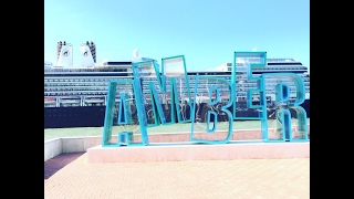 Part 2 Tour of Amber Cove, Dominican Republic! Caribbean Cruise Travel Vlog!